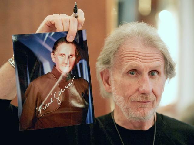 René Auberjonois : l'acteur de la série Star Trek est mort à 79 ans