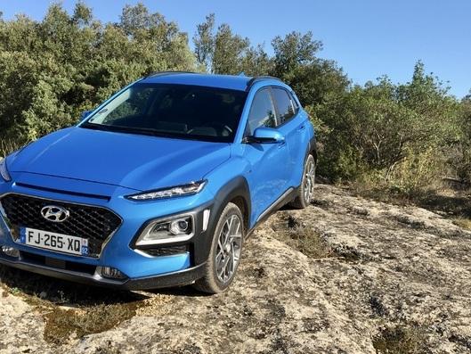 Essai - Hyundai Kona Hybrid : tous les ingrédients pour réussir