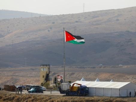 La Jordanie récupère des terres prêtées à Israël