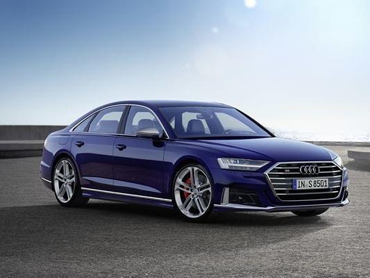 L'Audi S8 embarque un moteur 4.0 TFSI V8 biturbo de 571 ch