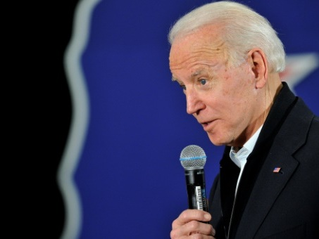 Joe Biden en difficulté dans les primaires démocrates