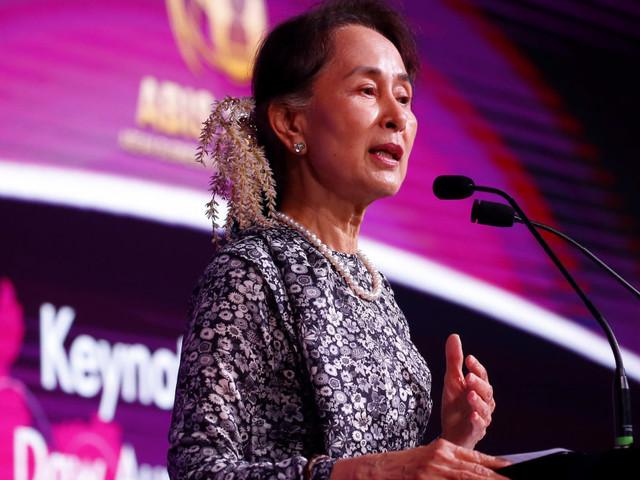 Aung San Suu Kyi déchue d'un prix par Amnesty International
