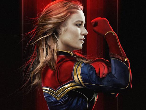 Voici donc la première bande-annonce de Captain Marvel !