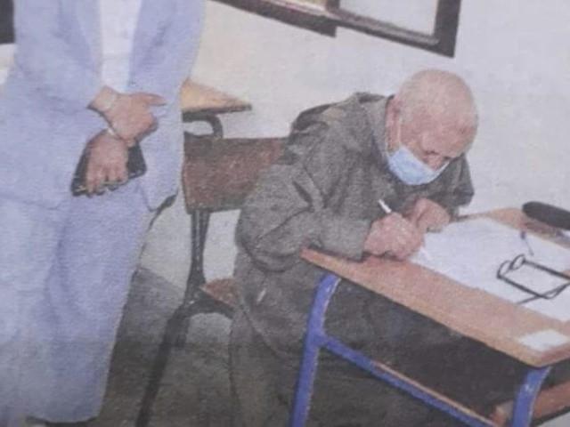 A 80 ans, il passe le baccalauréat
