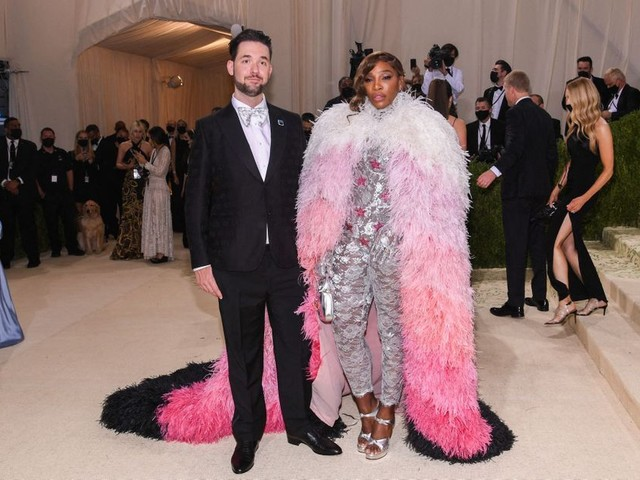 Serena Williams fête ses 40 ans : le doux message de son mari, Alexis Ohanian