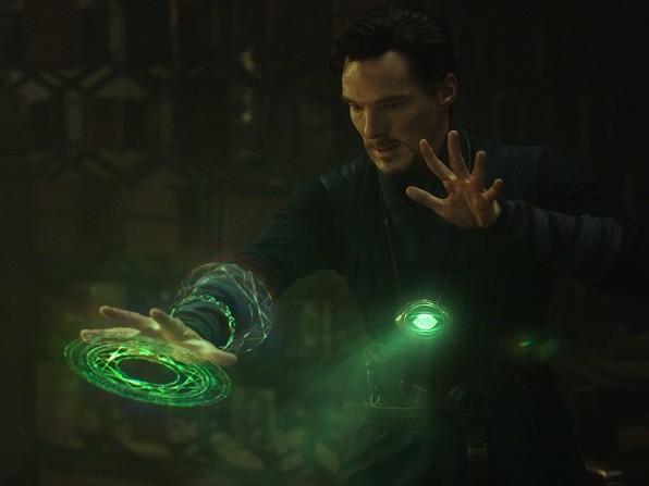 """Audiences TV : """"Doctor Strange"""" fait des étincelles sur TF1"""