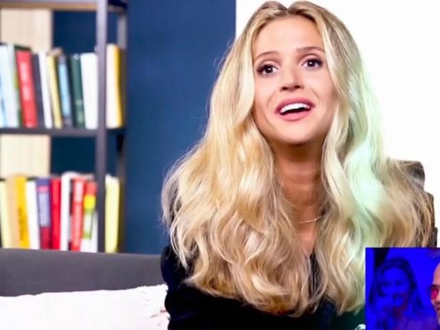 La femme de Pascal Obispo accorde sa première interview télévisée, le chanteur ému (VIDEO)