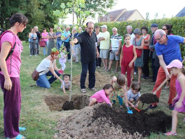 Montval-sur-Loir : ils organisent la 17e Fête de la Paix