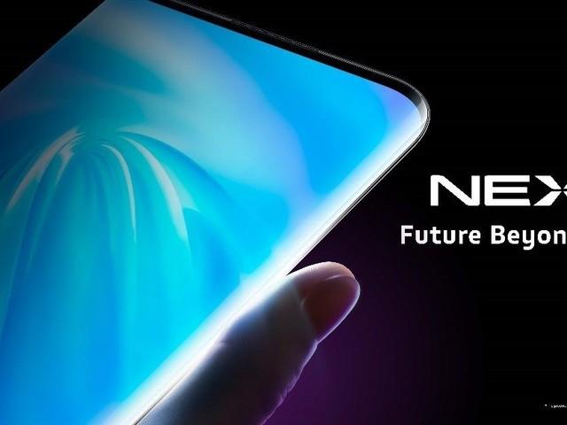 Le Vivo NEX 3 avec écran Waterfall FullView