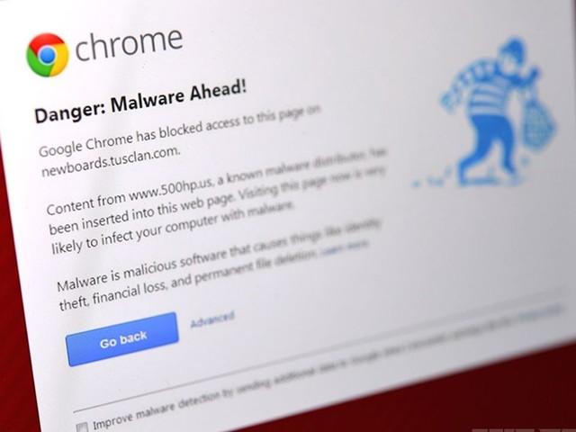 Chrome pour Windows obtient de nouveaux outils anti-malware