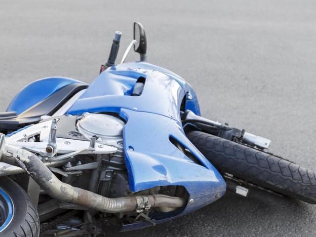 À Saint-Vith, un motard perd la vie dans un accident, après avoir perdu le contrôle de sa moto