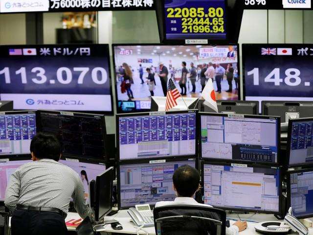 A Tokyo, l'indice Nikkei finit en baisse de 0,29%