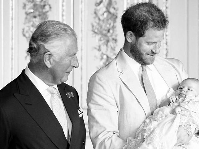 Meghan Markle et le prince Harry publient une nouvelle photo adorable d'Archie