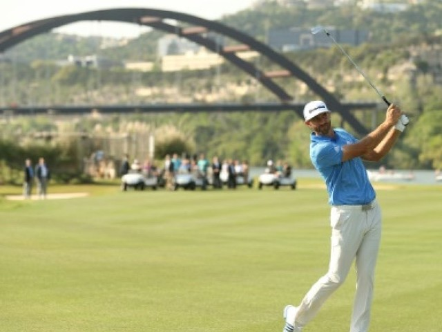 Golf: championnat du monde de match-play,Grand Chelem de Johnson