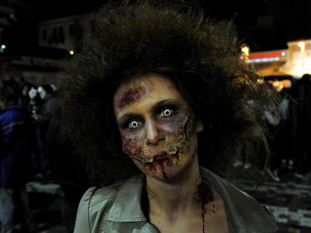 """Une """"Zombie Walk"""" en octobre prochain à Tunis?"""