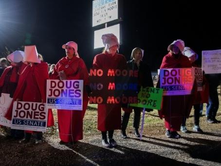 L'Alabama au centre du jeu politique américain pour une élection à suspense