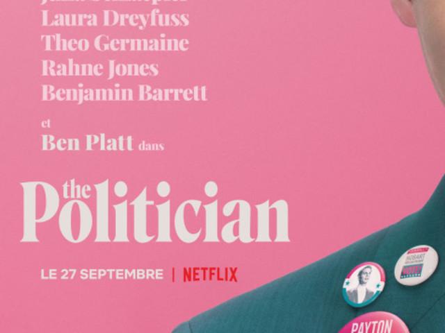 """""""The Politician"""", la série de Ryan Murphy, arrive en septembre sur Netflix"""