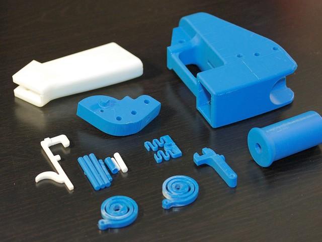 La justice américaine autorise la distribution de modèles 3D d'armes