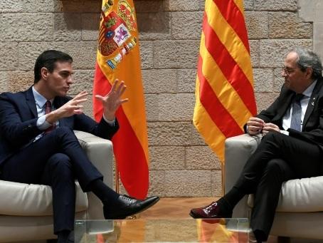 Espagne: la négociation avec les indépendantistes catalans commencera en février