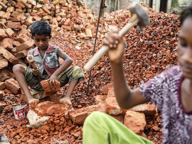 Plus de 150millions d'enfants travaillent dans le monde