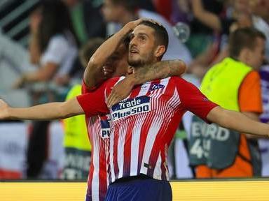 L'Atlético remporte la Supercoupe d'Europe en dominant le Real