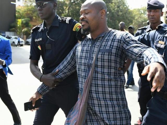 Sénégal: l'activiste Guy Marius Sagna reste en prison, ses partisans en colère