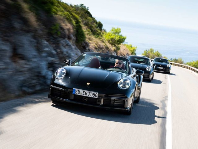 Porsche 911 Turbo (2020) : ce que l'on sait déjà