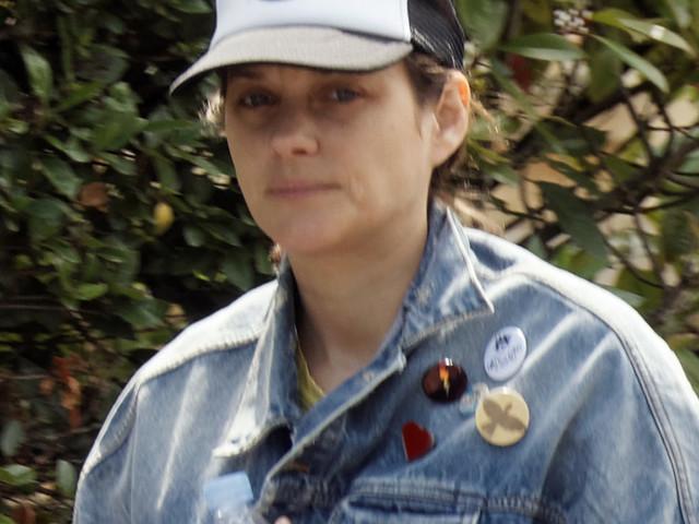 Marion Cotillard au naturel à Cabourg