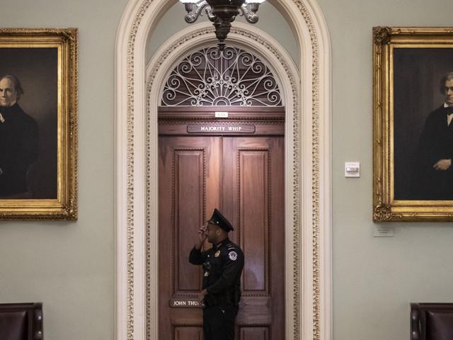 Le Sénat se prépare à accueillir le procès en destitution de Donald Trump