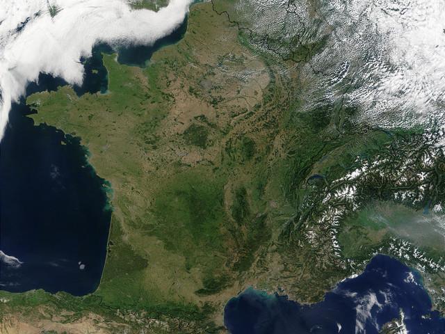 D'ici 2026, la France aura sa propre cartographie en 3D
