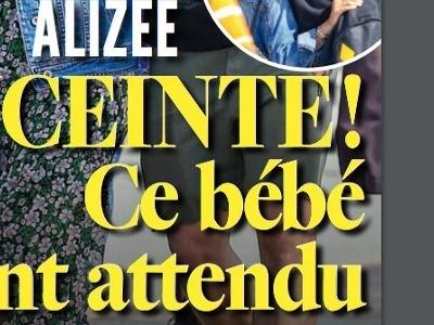 Alizée enceinte de Grégoire Lyonnet, enfin ce bébé tant attendu
