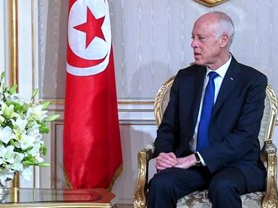 Tunisie – IMAGES: Kaïs Saïed reçoit les trois principaux candidats des partis pour La Kasbah