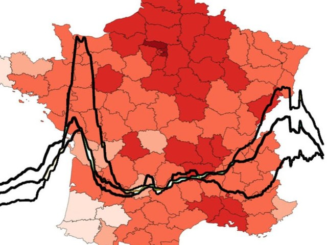 Déconfinement: les courbes et cartes du Covid-19 pour comprendre le reflux de l'épidémie