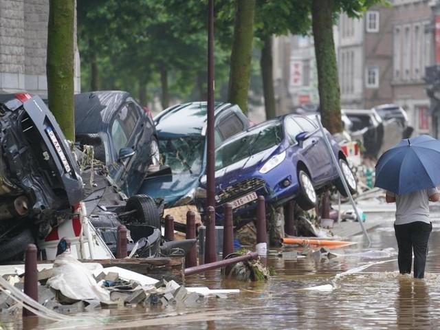 Inondations: plus de 10.000 Verviétois devront trouver un autre logement