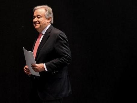 """A la veille de la COP25, Guterres appelle à arrêter """"notre guerre contre la nature"""""""