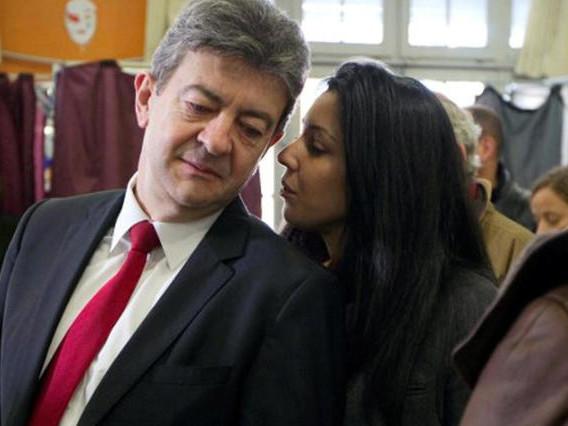 Sophia Chikirou, le talon d'Achille de Jean-Luc Mélenchon