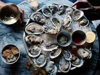 Les huîtres françaises malmenées par le réchauffement climatique