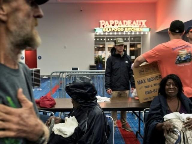 Pas d'armes, pas de tabac: du bon usage des abris anti-ouragan au Texas