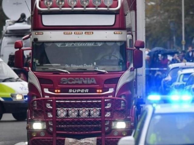 39 corps découverts à bord d'un camion en Angleterre: nouvelle arrestation d'un homme de 36 ans par la police d'Essex