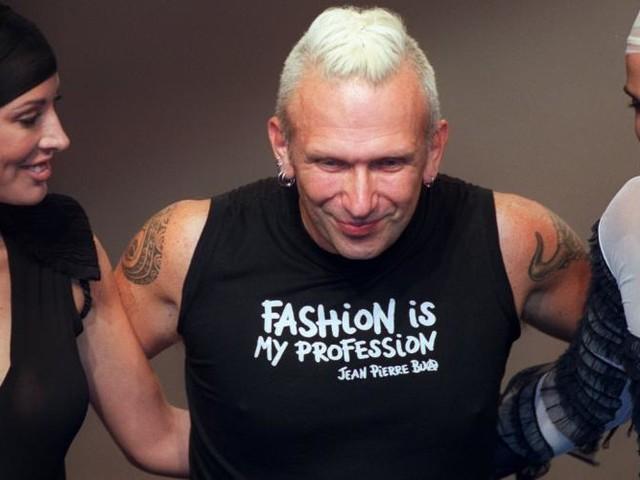 Jean Paul Gaultier annonce son dernier défilé haute-couture