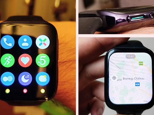 Les tests de Mathieu: une montre sous Android, ça donne quoi en 2020 ?