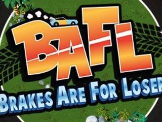 BAFL : bande-annonce d'un jeu de course orienté arcade