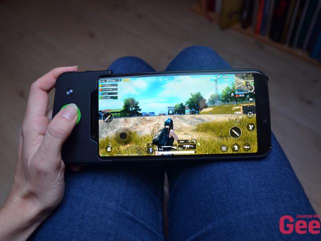 Xiaomi Black Shark : notre test de la nouvelle référence du smartphone gaming