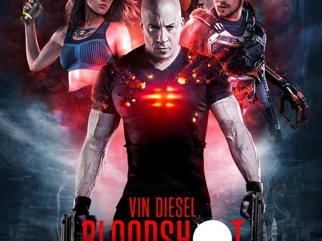 Bloodshot : Les deux premiers posters du film !