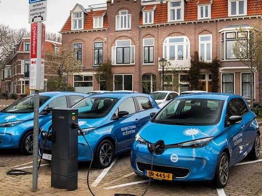 """Renault teste le """"vehicle to grid"""" en Europe"""