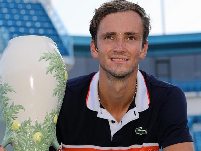 Tennis – ATP – Cincinnati : Medvedev s'offre son premier Masters 1000