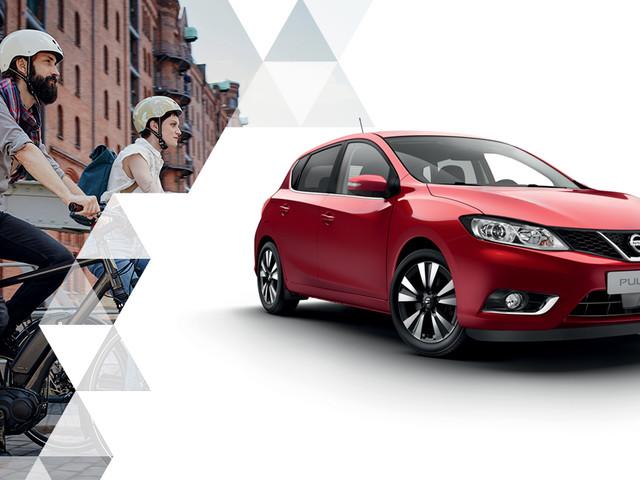 Votre Nissan Pulsar est disponible à partir de 15 950€