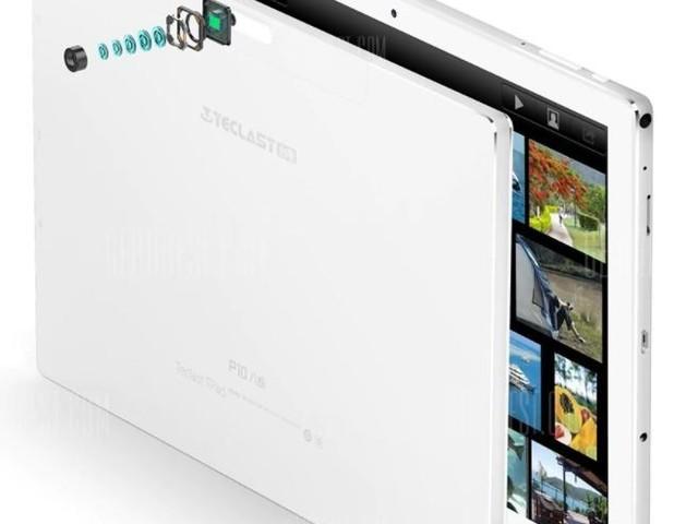 Bon plan: la tablette Android Teclast P10 à 99 € mais aussi...