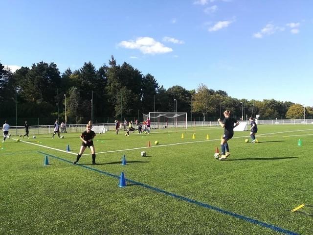 Pays de Châteaubriant : les jeunes invitées à venir tester le foot féminin deux samedis en mai