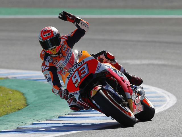 MotoGP – Marquez remporte le dernier GP de la saison !